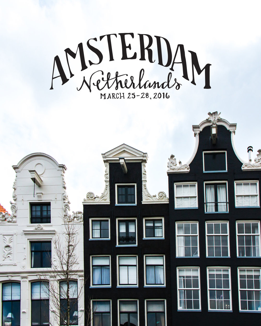 Amsterdam, Netherlands | 2016 Sea of Atlas Travel Recap