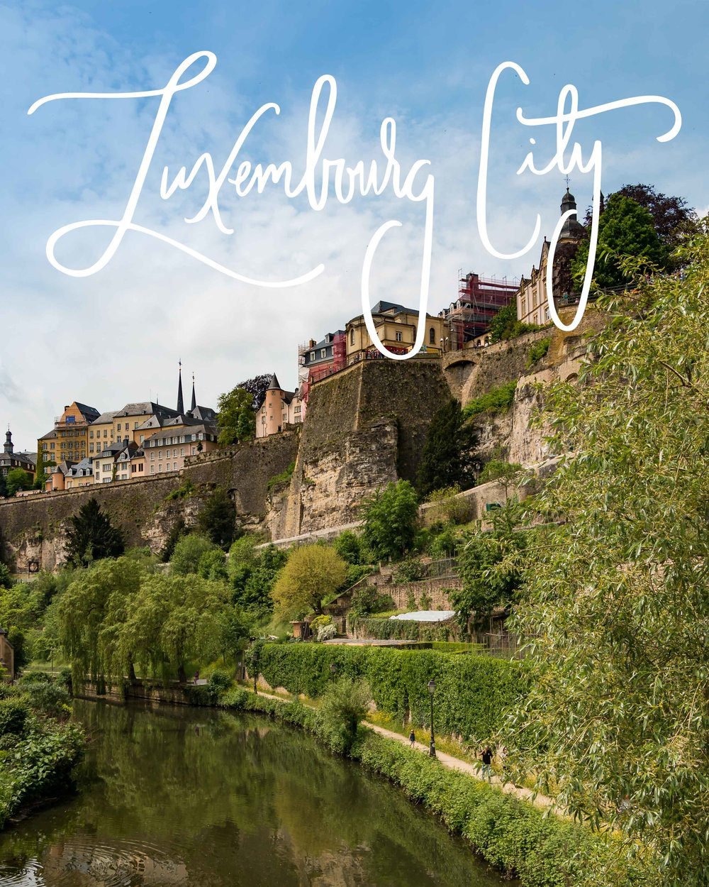 Luxembourg City | 2016 Sea of Atlas Travel Recap