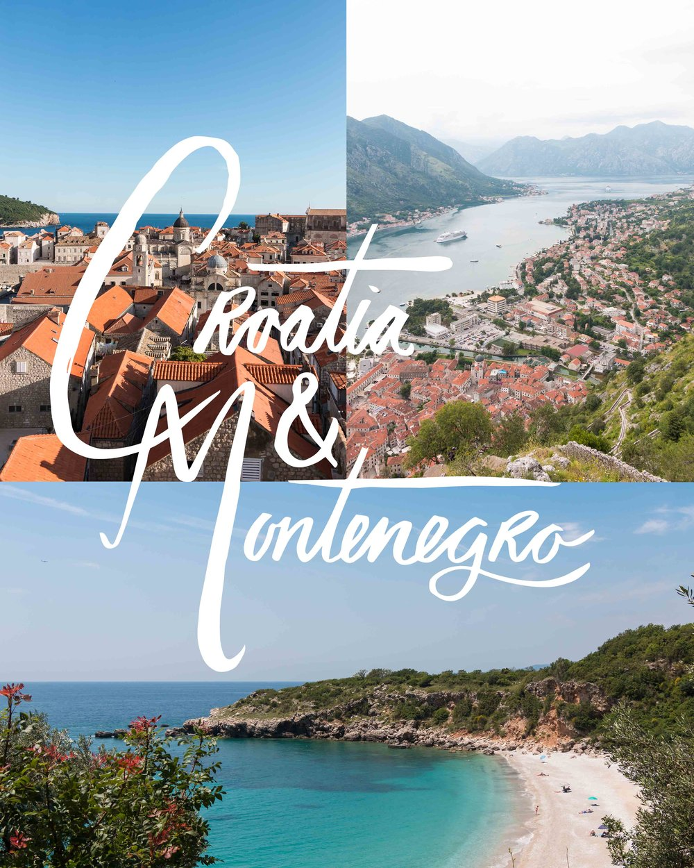 Croatia & Montenegro | 2016 Sea of Atlas Travel Recap