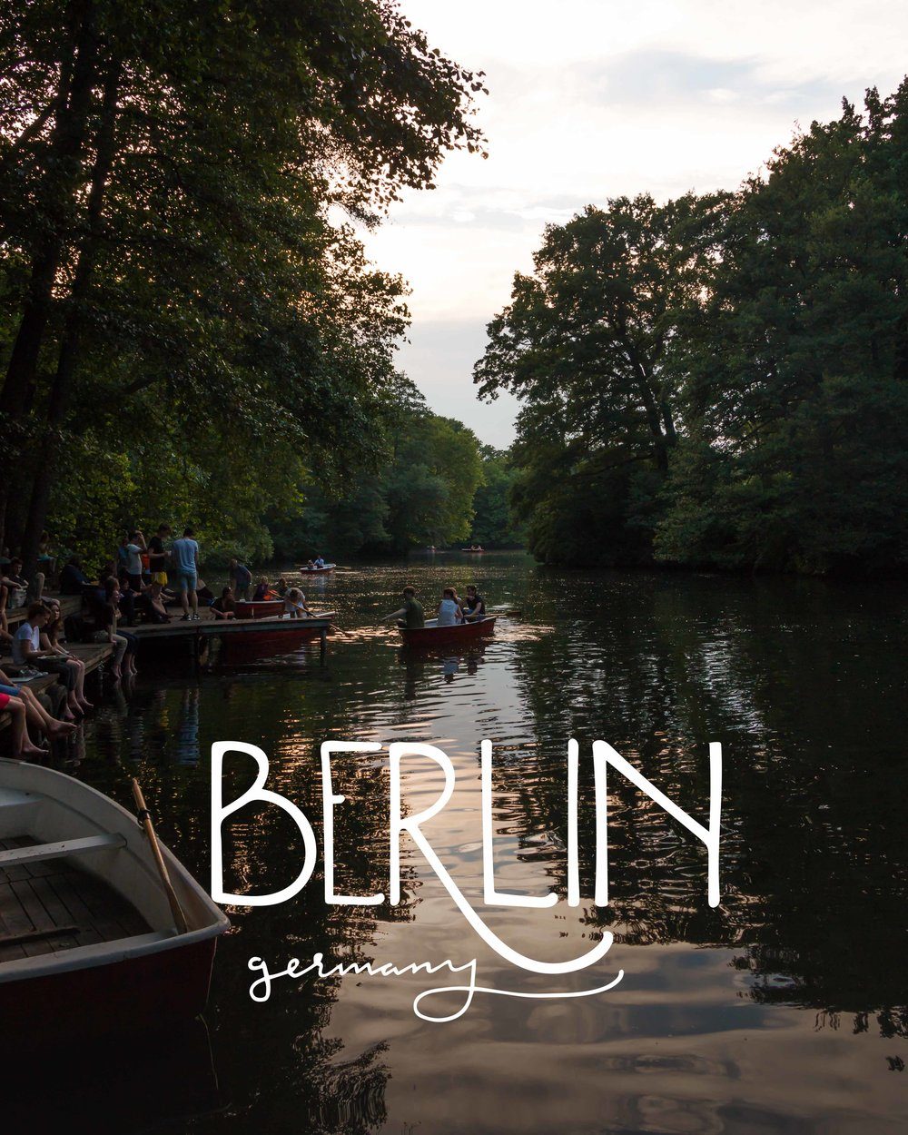 Berlin, Germany | 2016 Sea of Atlas Travel Recap
