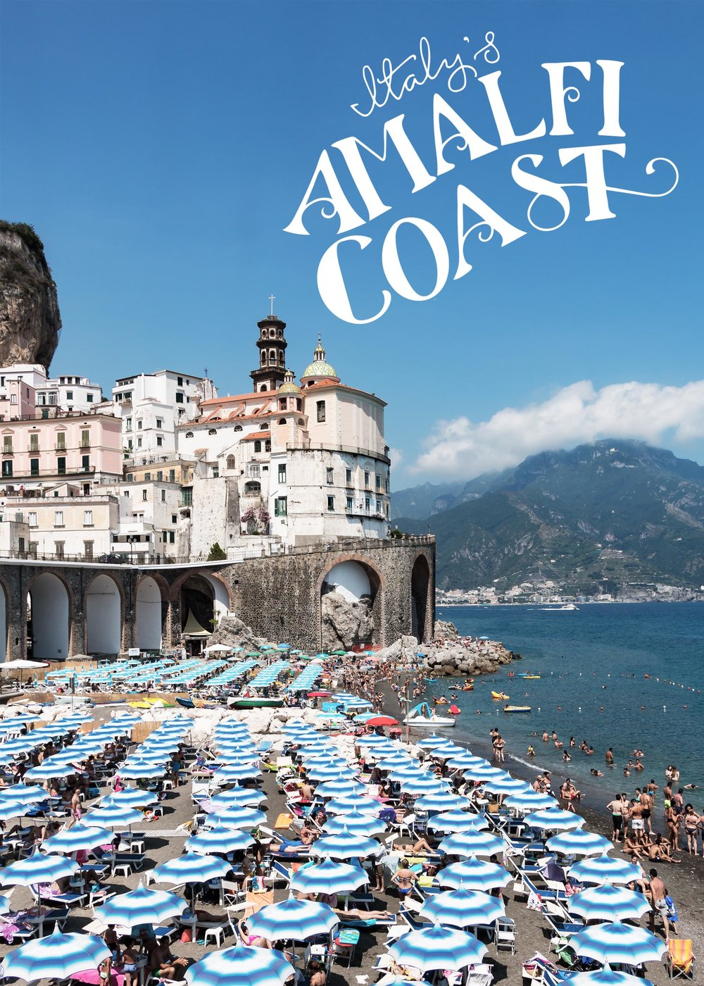 Italy's Amalfi Coast | 2016 Sea of Atlas Travel Recap