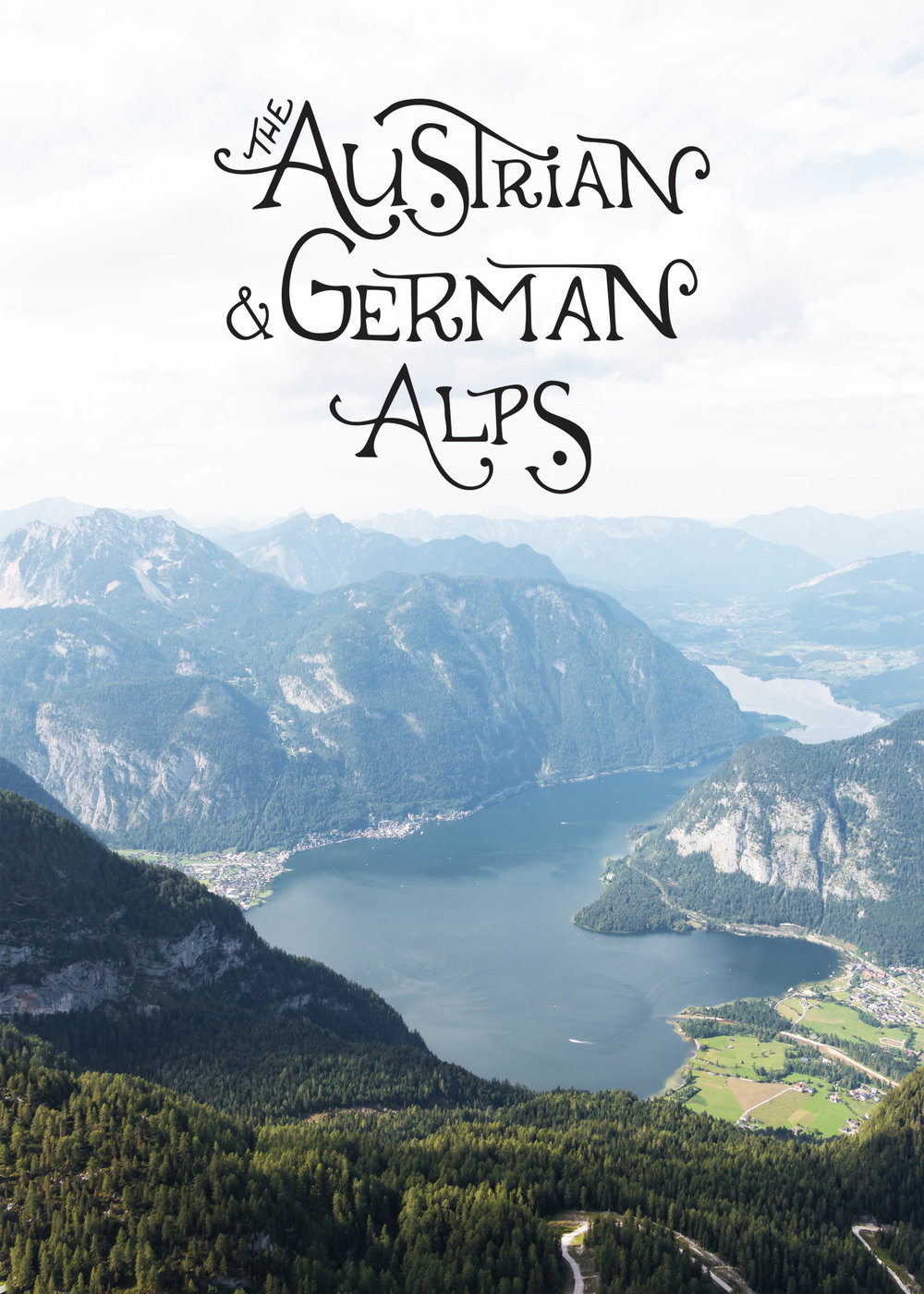 Austrian & German Alps | 2016 Sea of Atlas Travel Recap