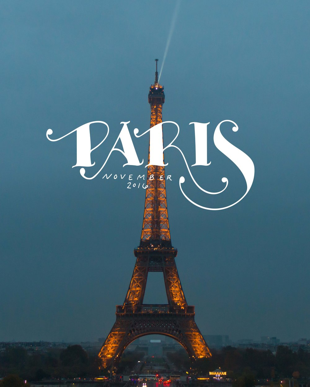 Paris, France | 2016 Sea of Atlas Travel Recap