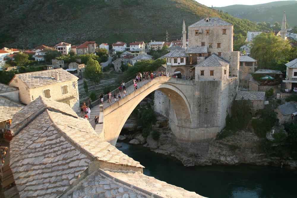 Travel Destinations: Our 2017 Schedule | Mostar, Bosnia | Sea of Atlas