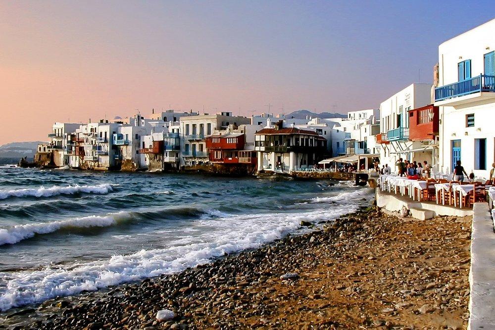Travel Destinations: Our 2017 Schedule | Mykonos, Greece | Sea of Atlas