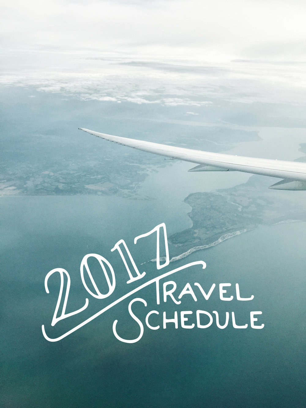 Travel Destinations: Our 2017 Schedule