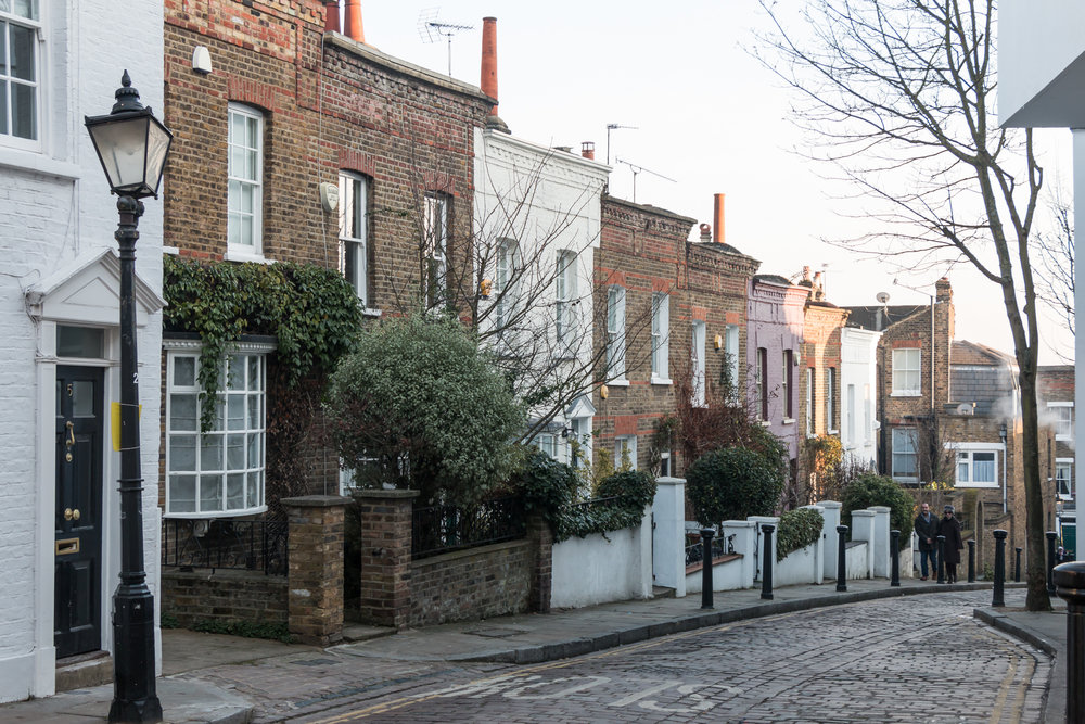 Exploring London: Wandering In Hampstead | Sea of Atlas