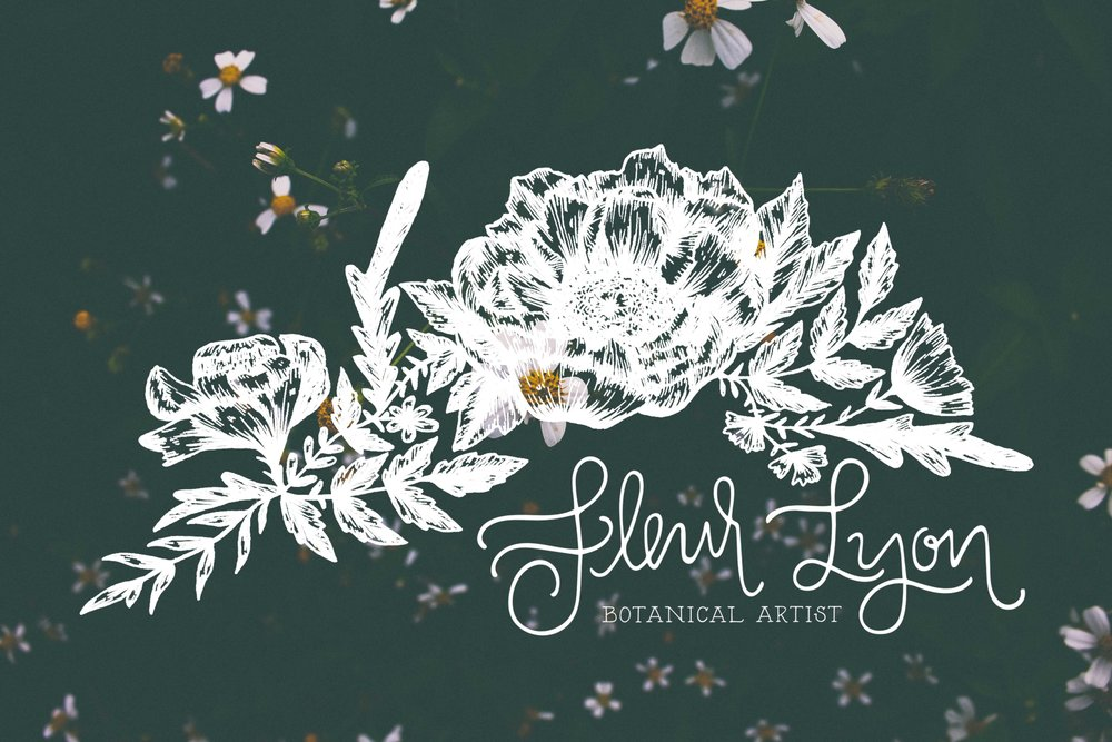 Logo Reveal: Fleur Lyon | Britt Fabello | Sea of Atlas