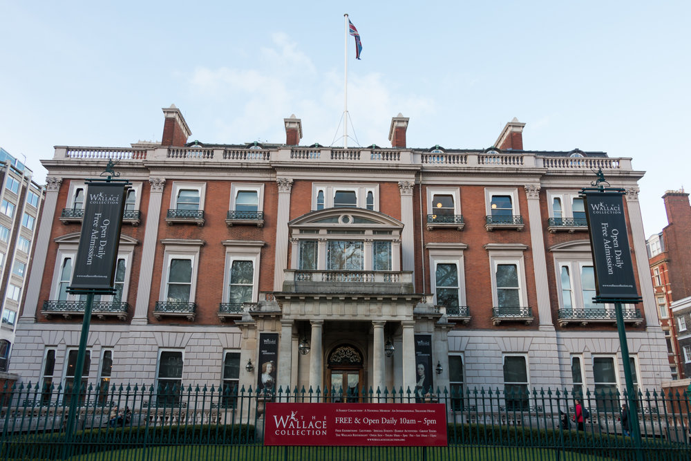 Exploring London: The Wallace Collection | Sea of Atlas