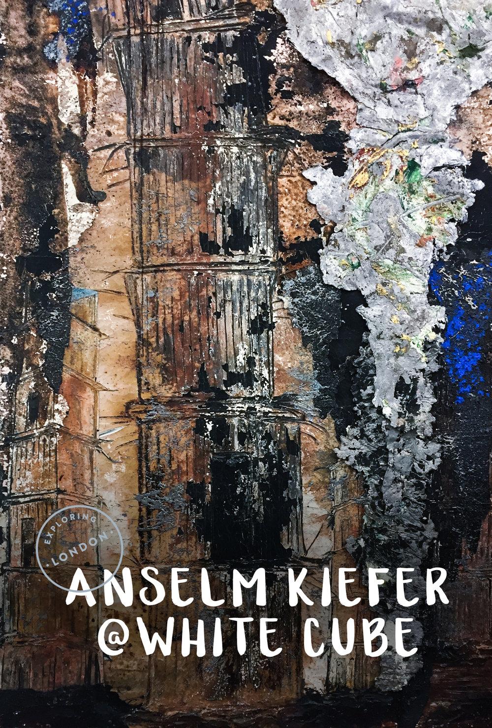 Walhalla / Ansel Kiefer