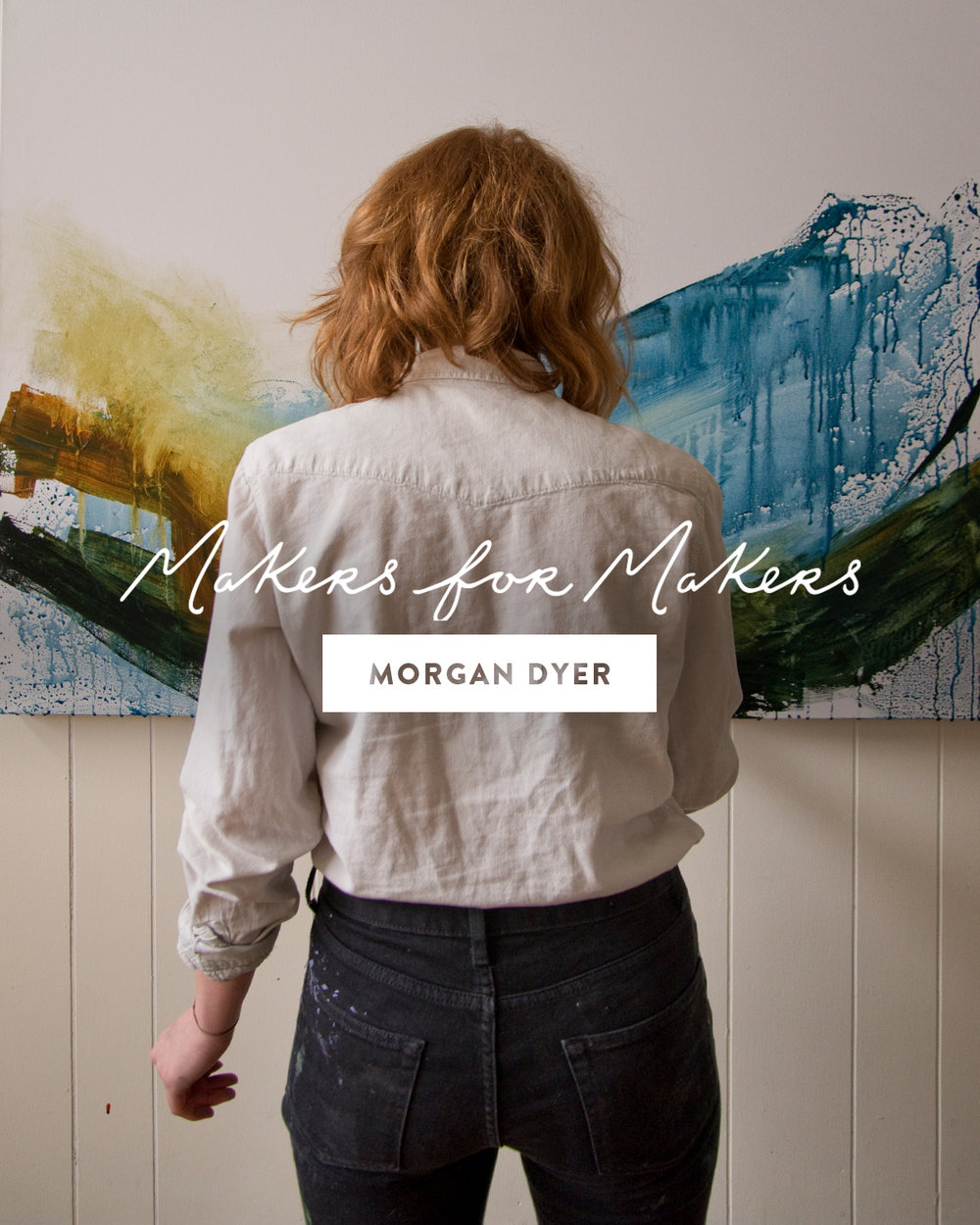 Makers for Makers: Morgan Dyer | Sea of Atlas
