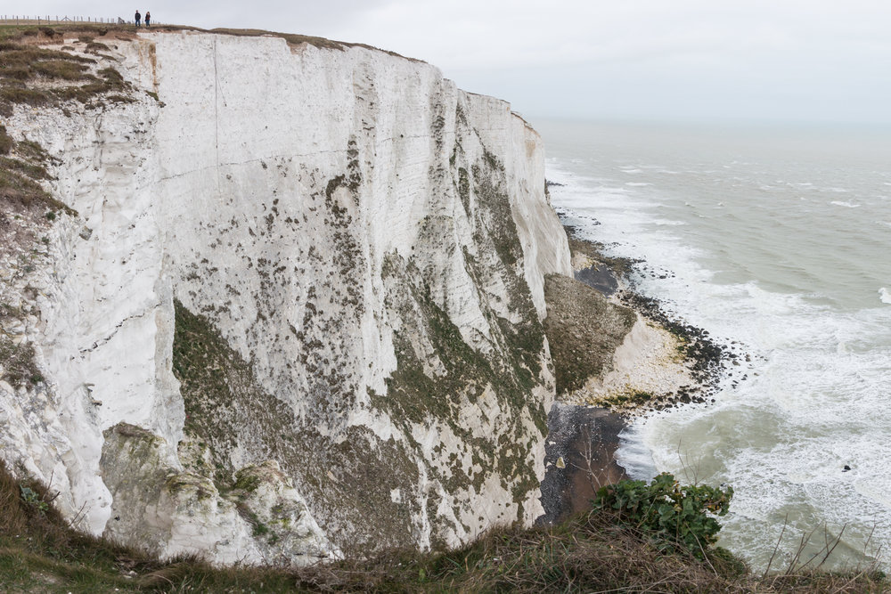 White Cliffs of Dover, England | Sea of Atlas