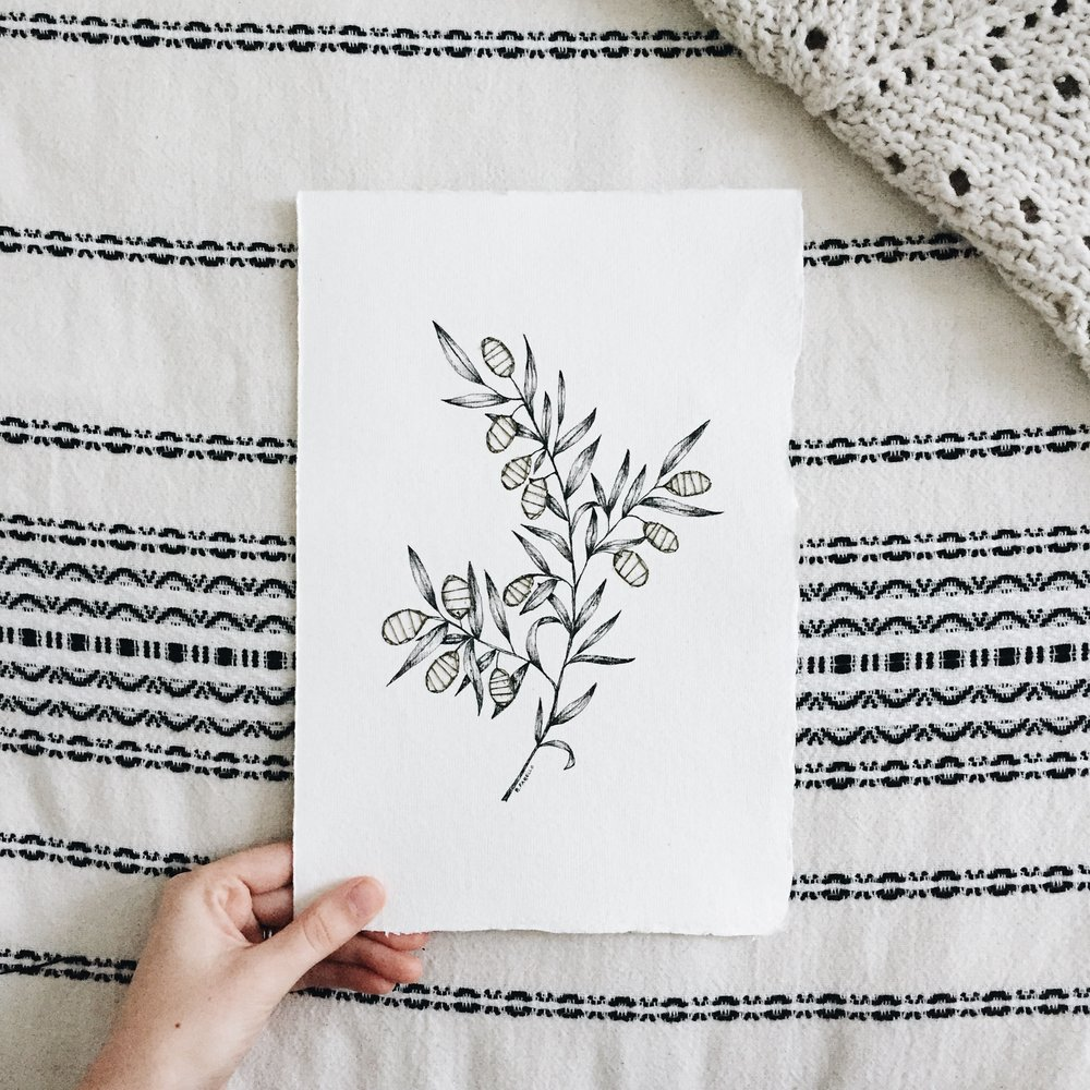 My Artistic Journey: Illustration With Hand Stitching | Sea of Atlas