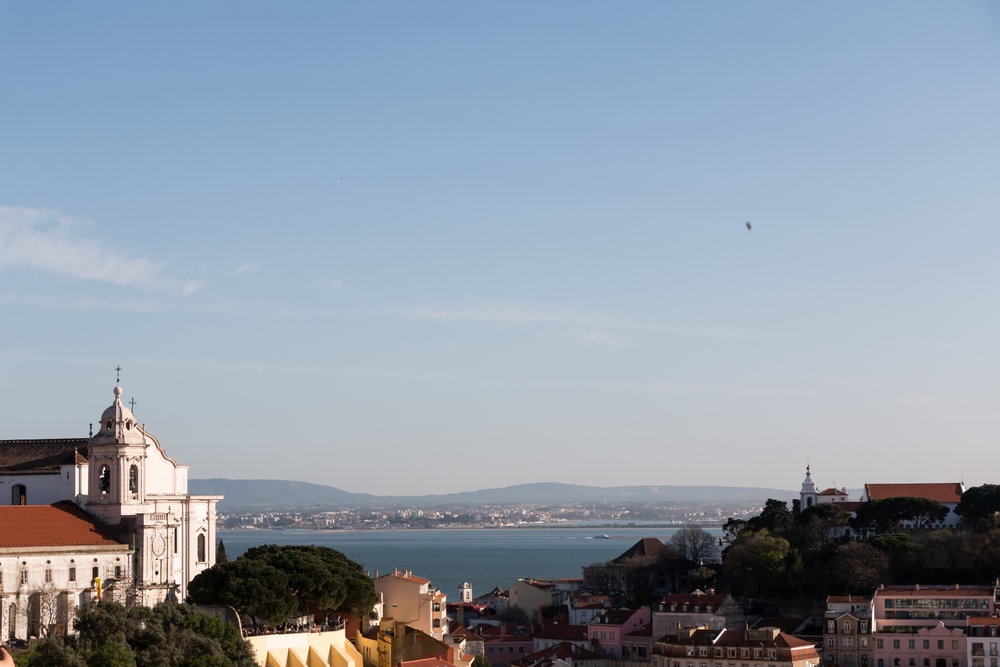 Three Day (Girls) Weekend In Lisbon, Portugal | Sea of Atlas