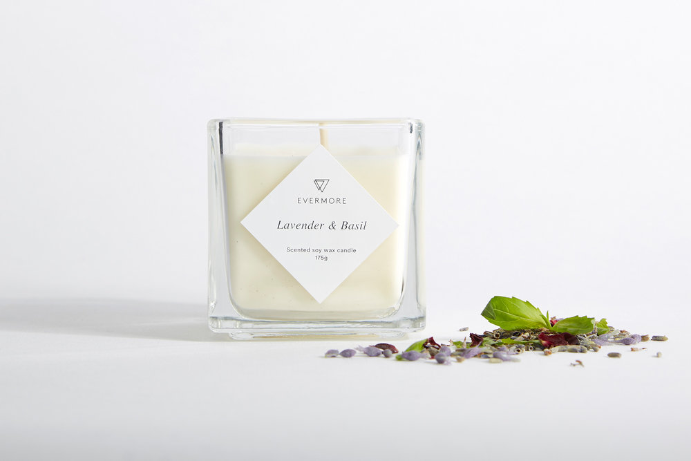 The Handmade List: Soy Candles | Evermore | Sea of Atlas