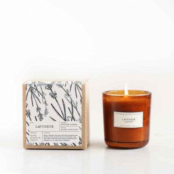 The Handmade List: Soy Candles | Brooklyn Candle Studio | Sea of Atlas