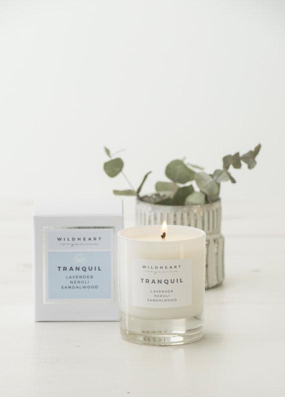 The Handmade List: Soy Candles | Wildheart Organics | Sea of Atlas