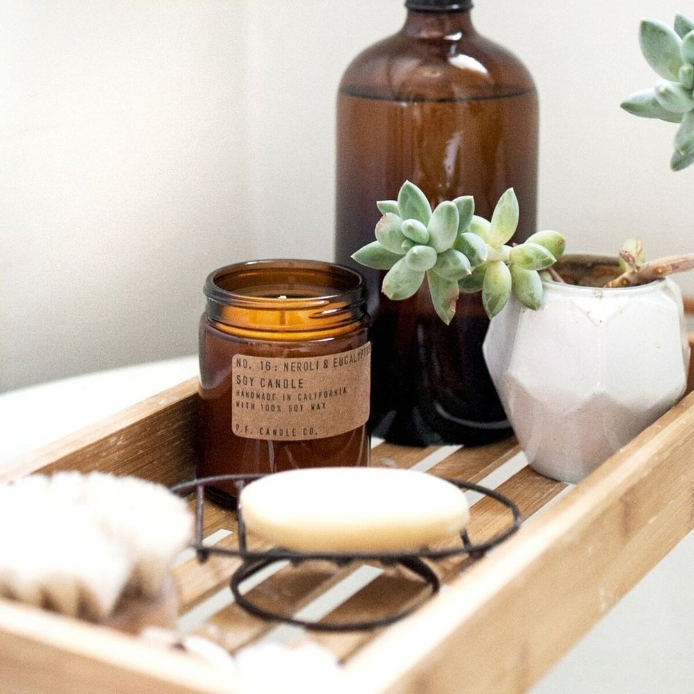 The Handmade list: Soy Candles | P.F. Candle Co | Sea of Atlas