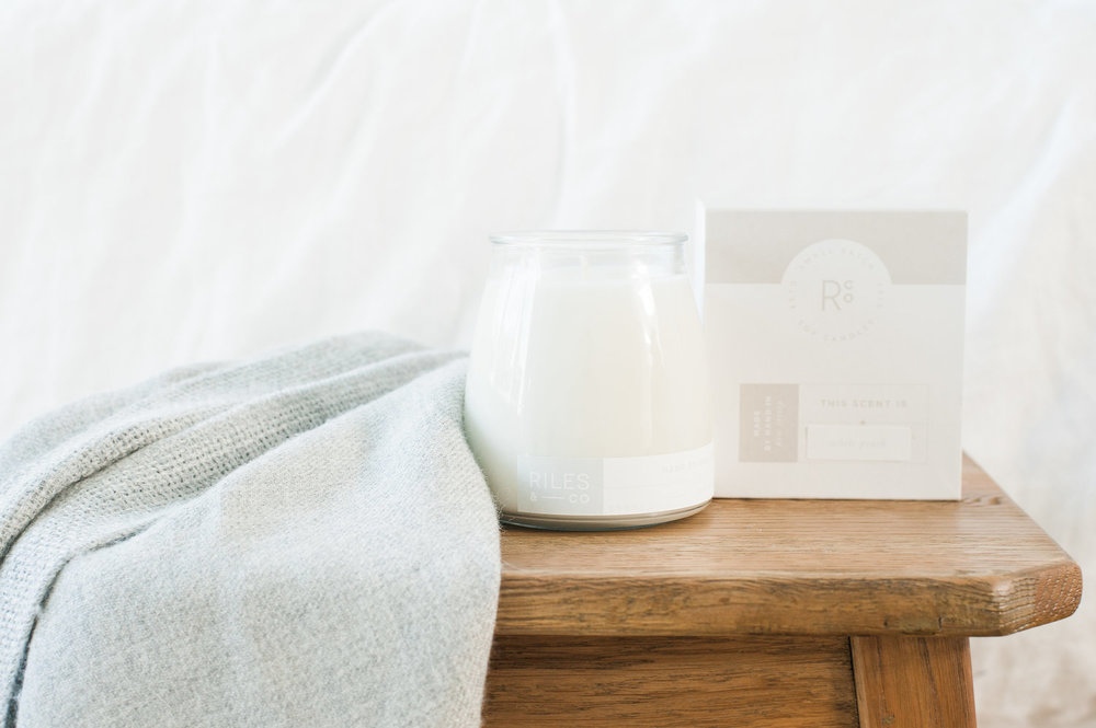 The Handmade List: Soy Candles | Riles & Co | Sea of Atlas