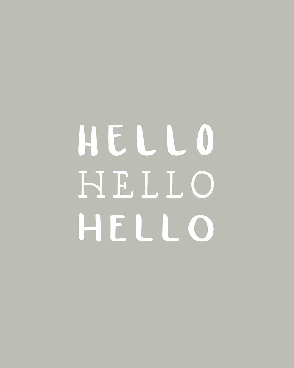In The Shop: Handmade Fonts | Britt Fabello | Sea of Atlas