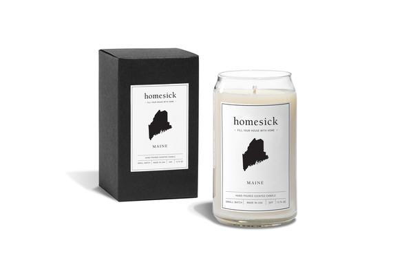 The Handmade List: Soy Candles | homesick | Sea of Atlas