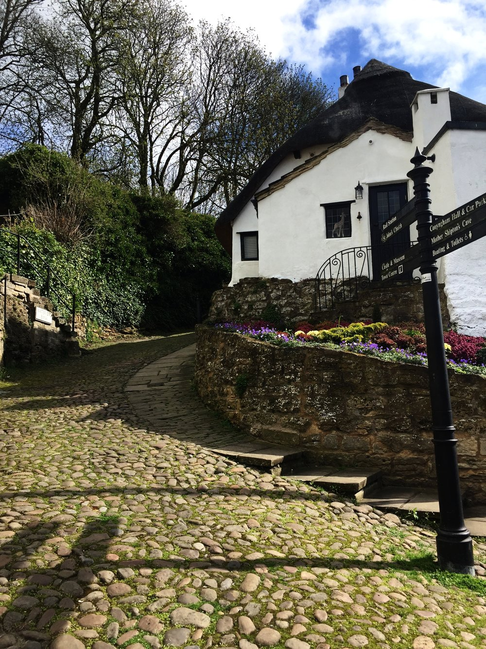 A Two Day Weekend In Yorkshire (Part 02): Knaresborough | Sea of Atlas