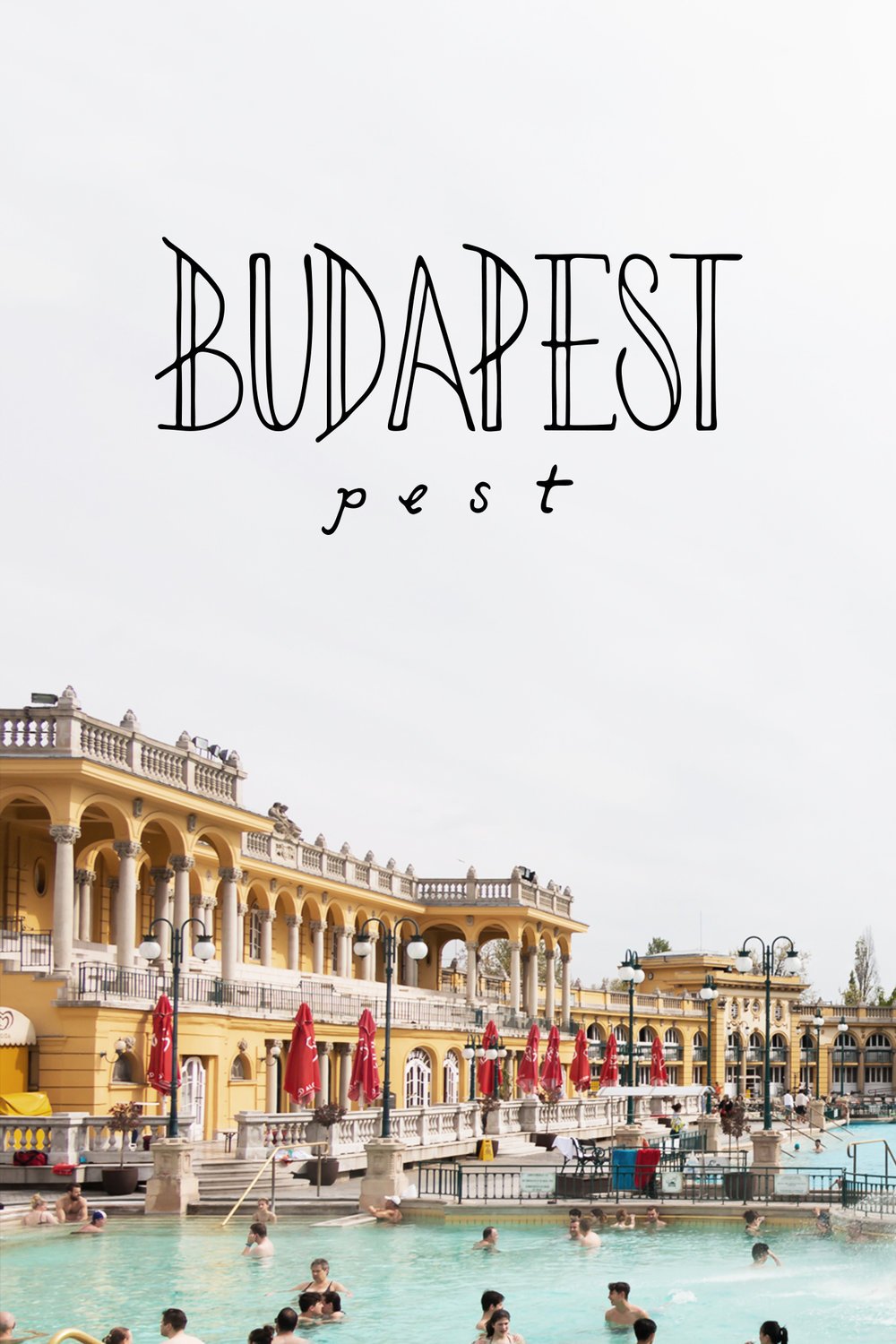 Four Days In Budapest, Hungary: Pest | Sea of Atlas