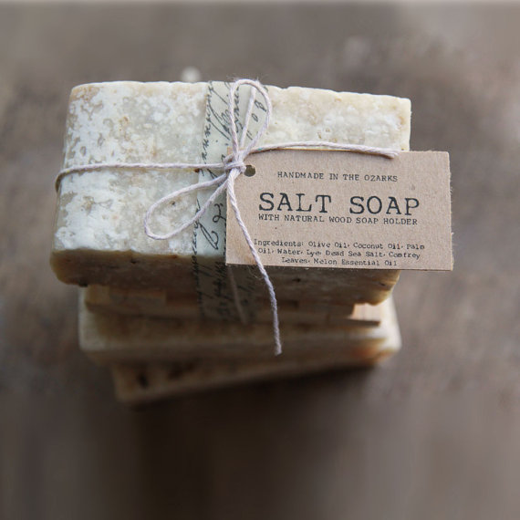 The Handmade List: Soap Bars | Le Box Boutique | Sea of Atlas