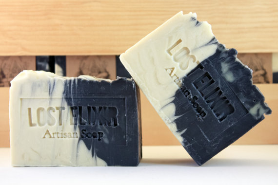 The Handmade List: Soap Bars | Lost Elixir | Sea of Atlas