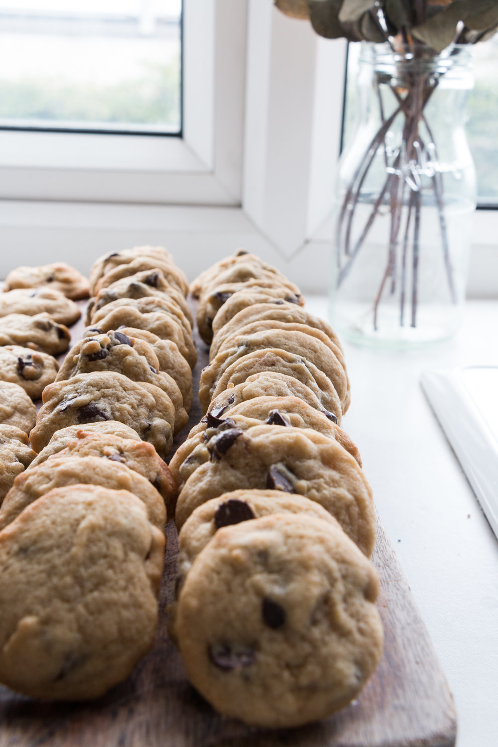 From Scratch: Chocolate Chip Cookies Recipe   Sea of Atlas