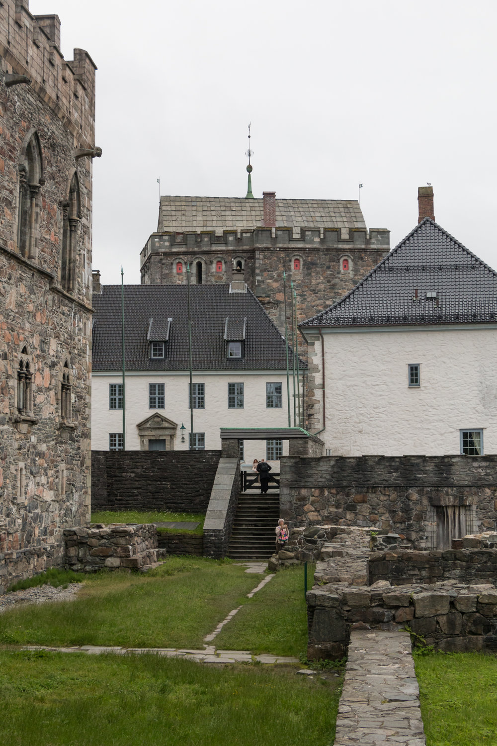Bergenhus Fortress, Bergen, Norway