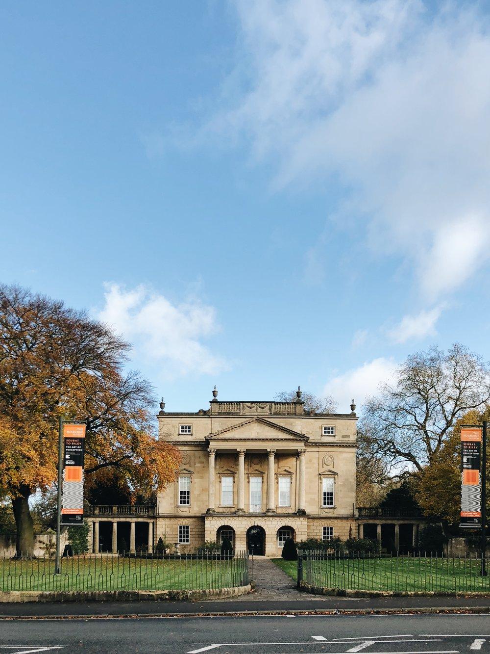 The Holbourne Museum | Bath, England | Sea of Atlas