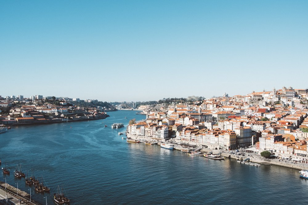 Porto, Portugal | Sea of Atlas