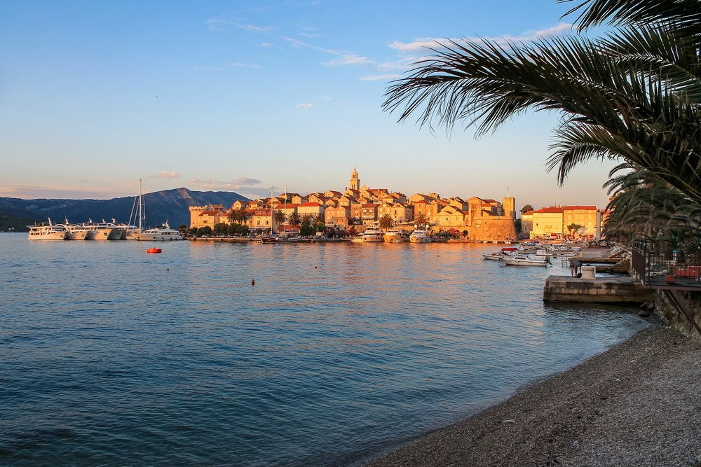 Korčula, Croatia | Sea of Atlas