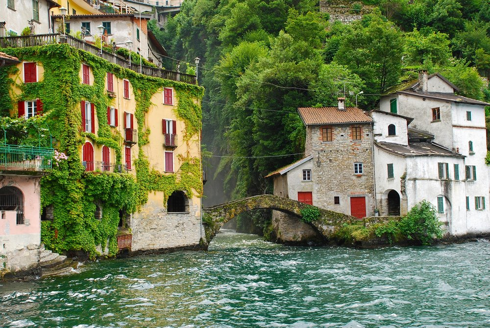 Lake Como, Italy | Sea of Atlas