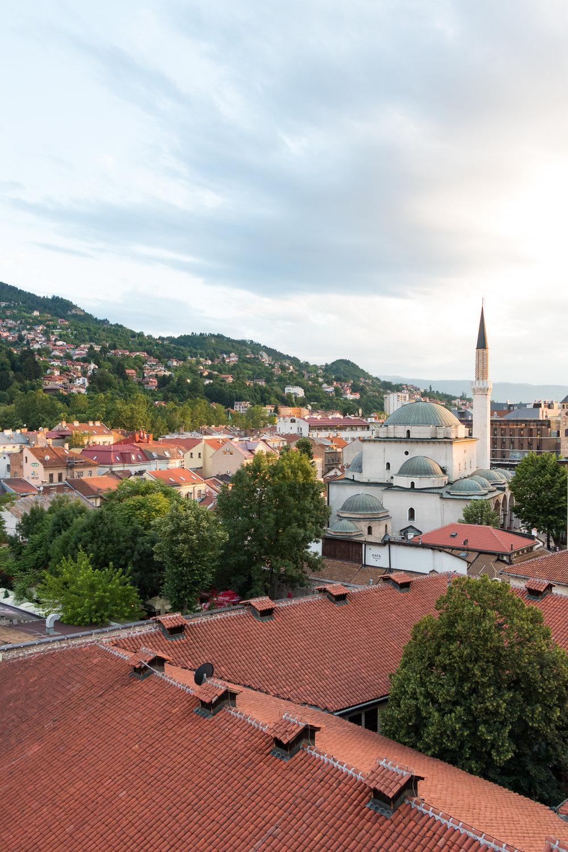 Sarajevo, Bosnia | Sea of Atlas