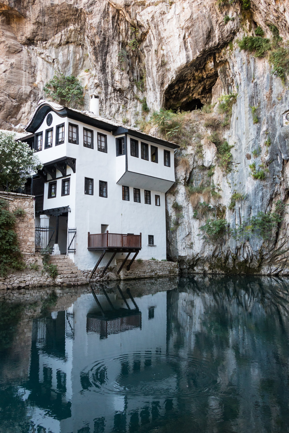 Blagaj Tekija, Bosnia | Sea of Atlas