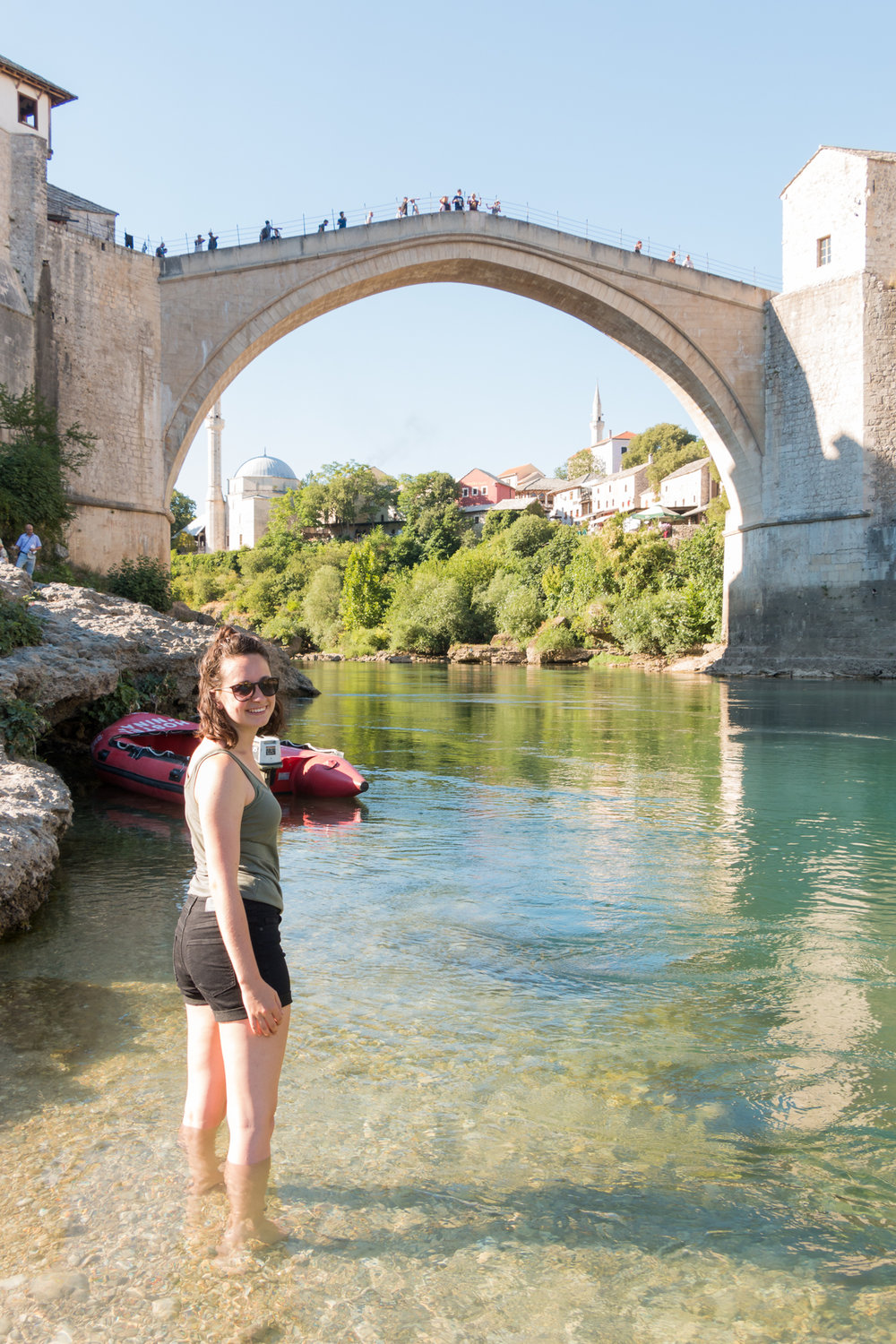 Mostar, Bosnia | Sea of Atlas