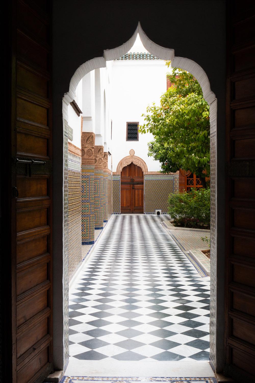Dar El Bacha Musée Dea Confluences | Marrakech, Morocco | Ciao Fabello