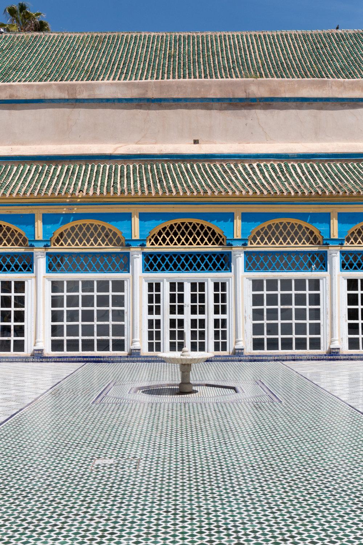 Palais de la Bahia | Marrakech, Morocco | Ciao Fabello