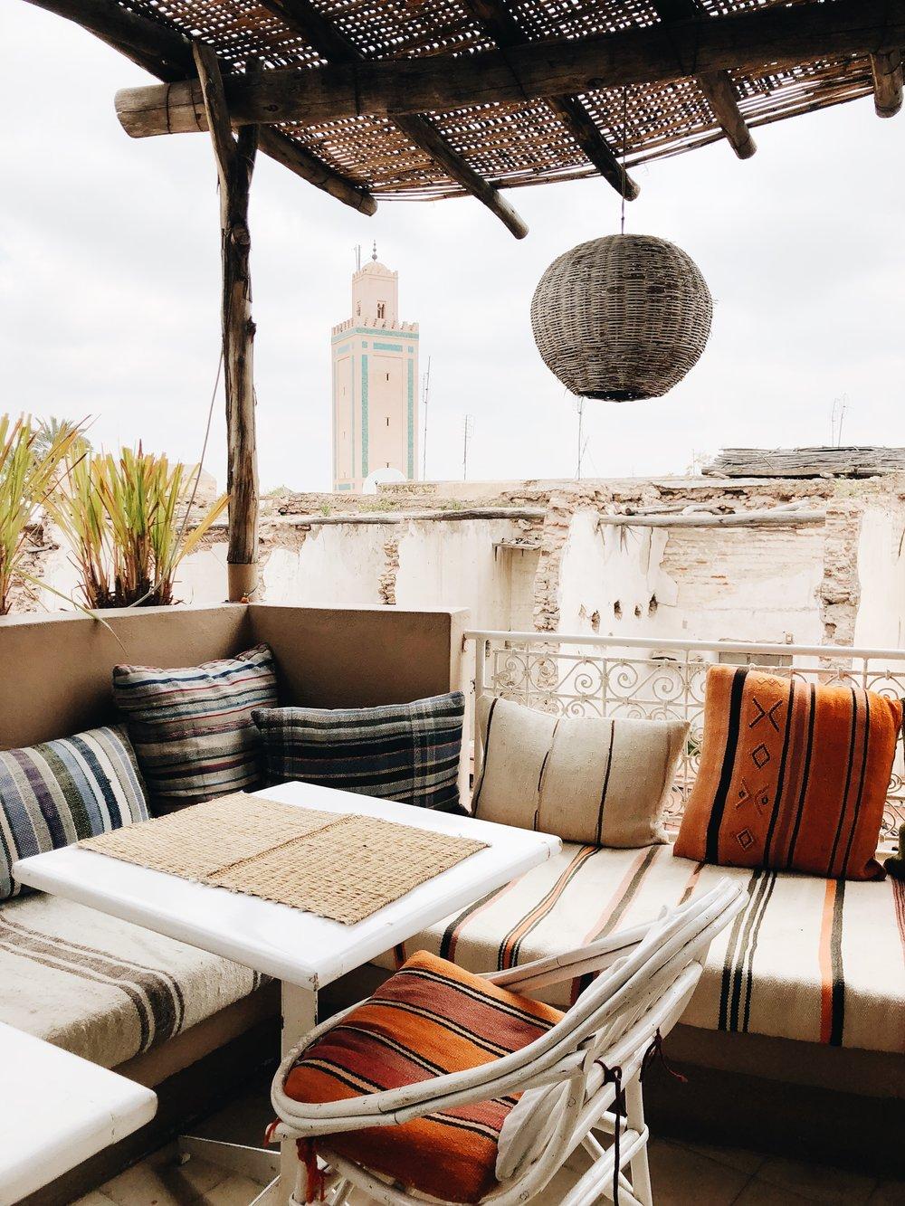 Atay Cafe | Marrakech, Morocco | Ciao Fabello