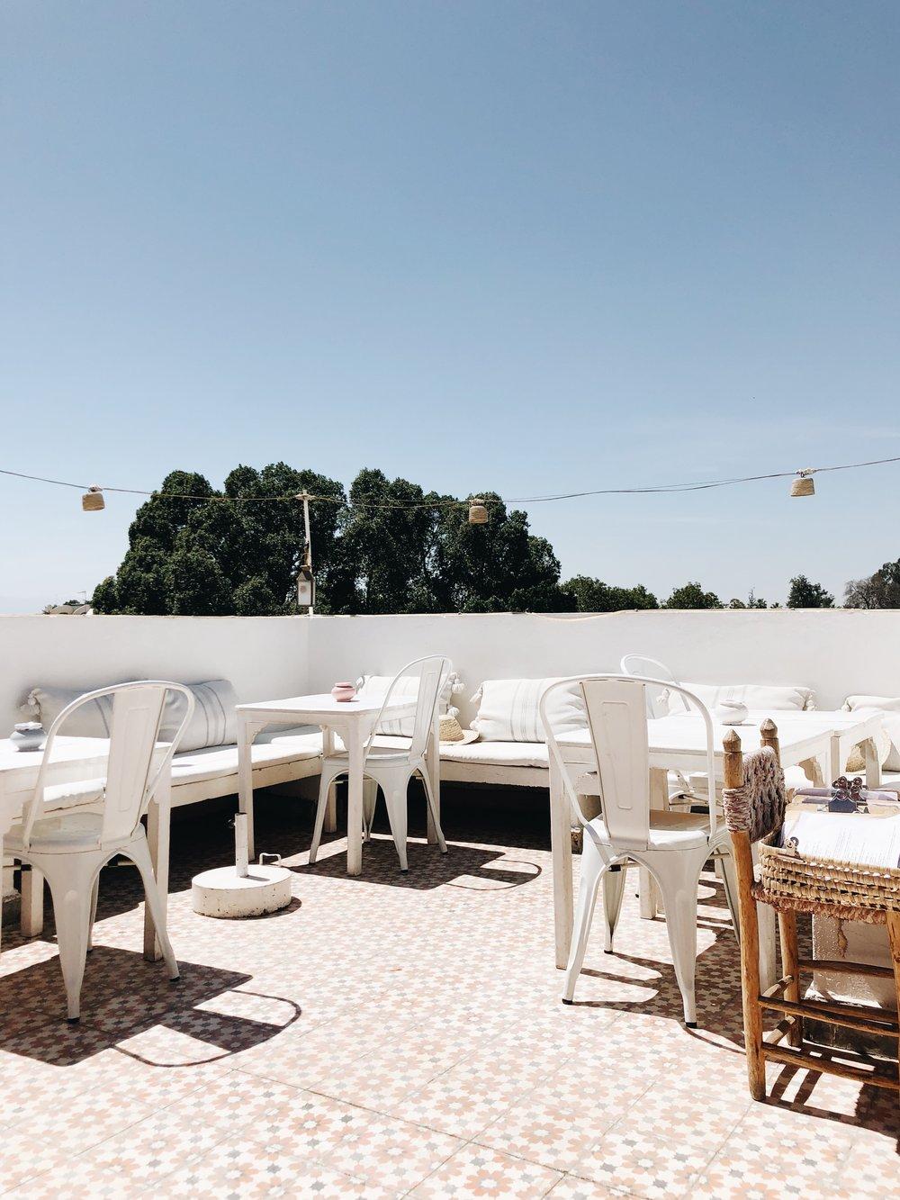Zwin' Zwin' Cafe | Marrakech, Morocco | Ciao Fabello