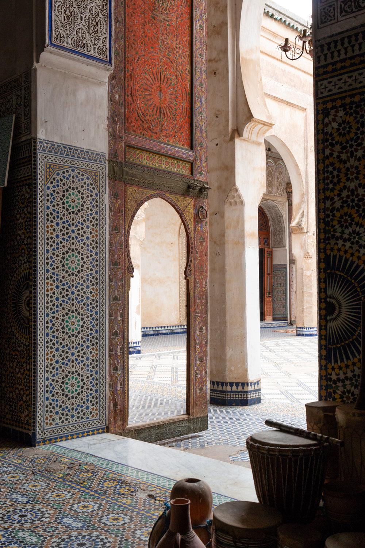 El Glaoui Palace | Fez, Morocco | Ciao Fabello