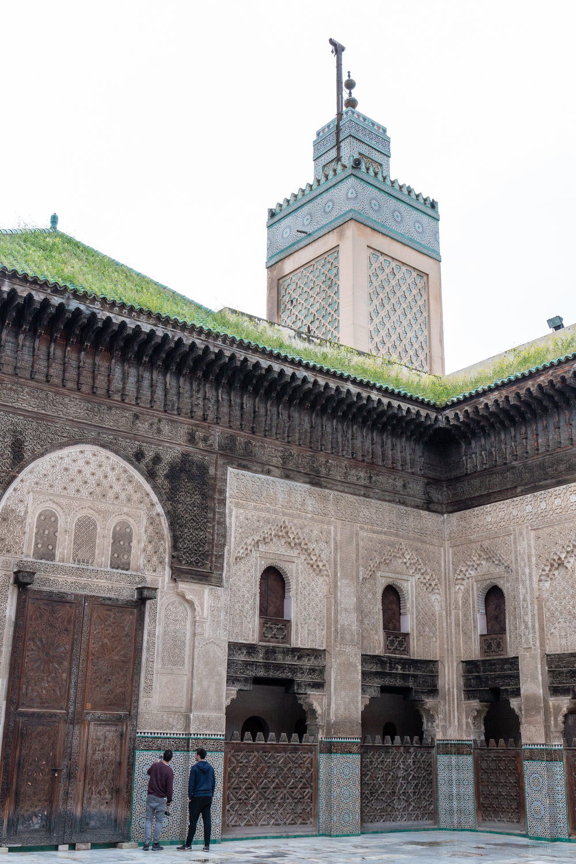 Medersa Bou Inania | Fez, Morocco | Ciao Fabello