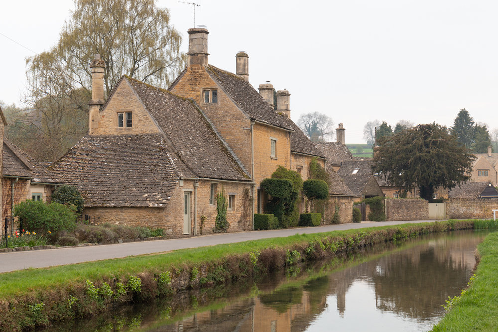 Lower Slaughter, England's Cotswolds | Ciao Fabello