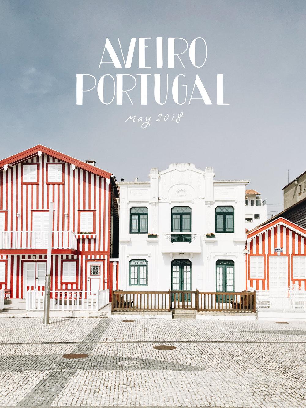 Costa Nova | Aveiro, Portugal | Ciao Fabello
