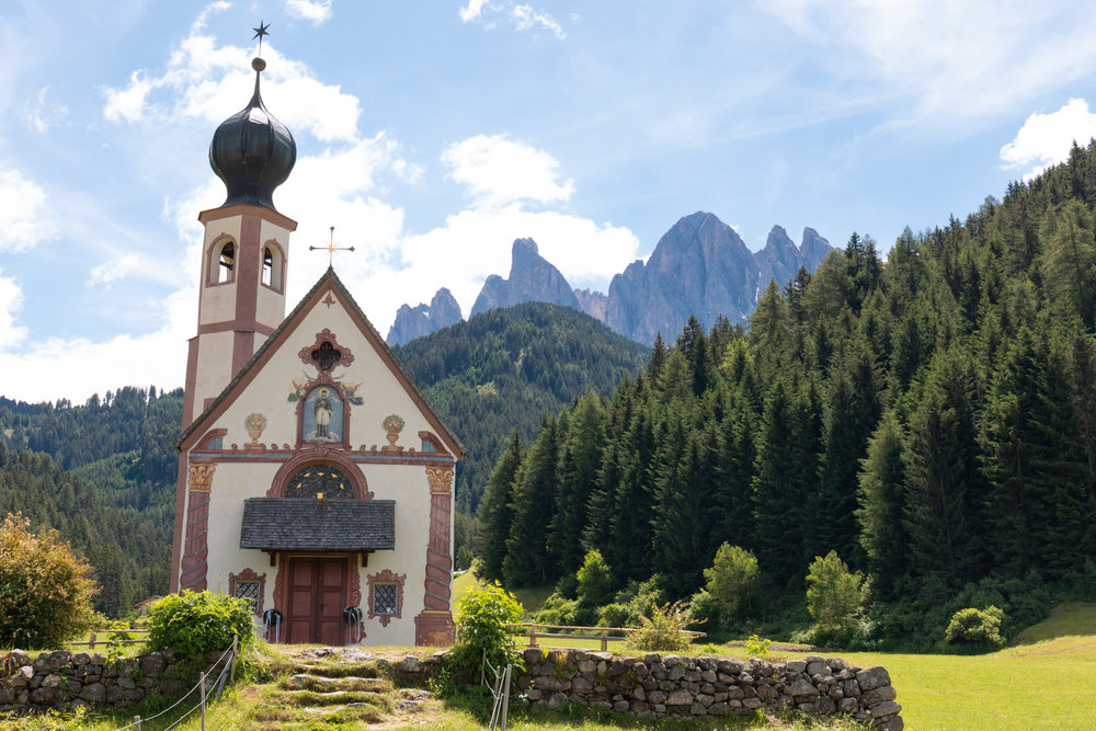 Northern Italy | The Dolomites | Ciao Fabello