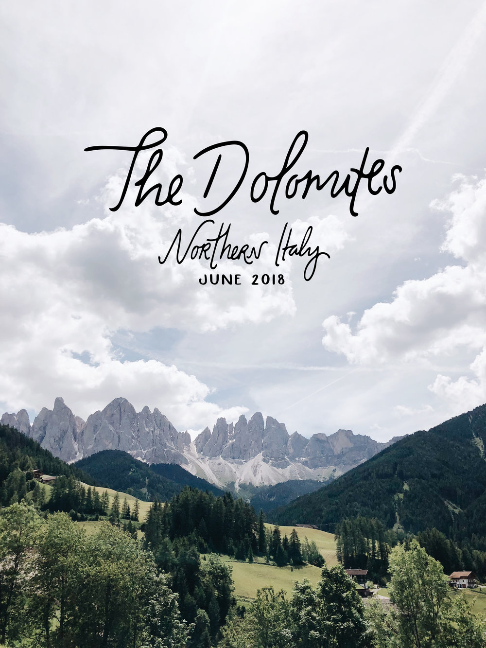 Northern Italy (Part 01): The Dolomites | Ciao Fabello