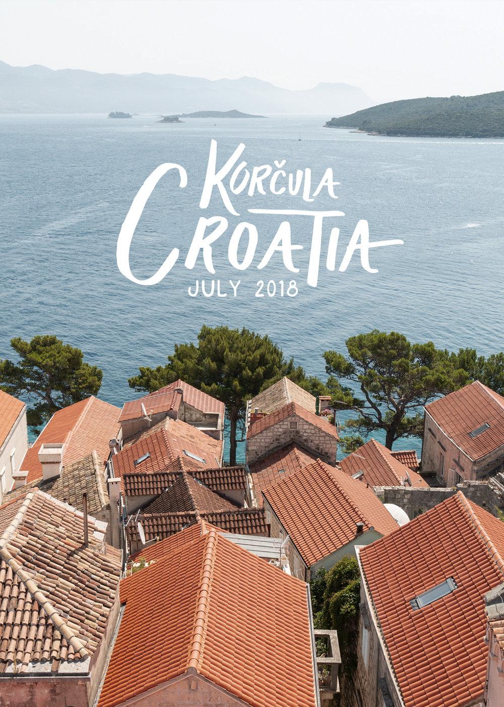 Korcula, Croatia | Ciao Fabello