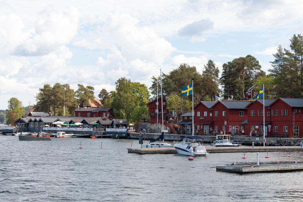 Fjäderholmarna, Sweden | Ciao Fabello